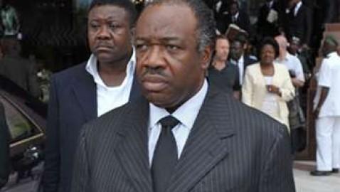 Gabon : Ali Bongo Ondimba et ses conseillers