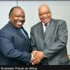 Retour d'Ali Bongo Ondimba d'Afrique du Sud