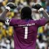 Didier Ovono : « Présents malgré la pression »