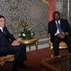 La France signe pour 71 mlns d'euros de contrats au Gabon