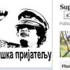 """Libye : sur le net, c'est """"Kaddafi forever"""""""