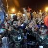 Tripoli : les rebelles sur la place Verte