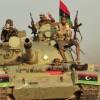 Libye : à Syrte, rebelles et kadhafistes se font face