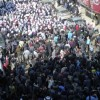 Manifestations massives en Syrie : huit morts