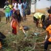 Miss Gabon et ses dauphines sensibilisent les Librevillois