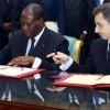 France-Côte d'Ivoire : Ouattara et Sarkozy signent le retour de la Françafrique