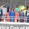 Ali Bongo Ondimba demande aux « Panthères » de prendre chaque match comme une finale