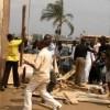La colère des étudiants gabonais tourne à l'affrontement