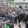 Grande marche de protestation pacifique à la gare routière de Mont-Bouet ce mardi 08 Février 2011 à 14h30 mn
